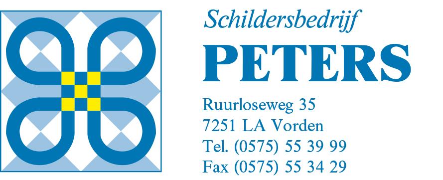 Schildersbedrijf Peters